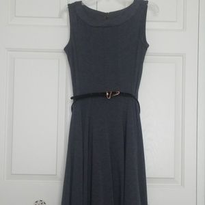 Haani Gray Dress